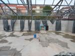 baustellenbesichtigung sporthalle hertabrücke neukölln