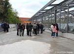 baustellenbesichtigung sporthalle hertabrücke_neukölln