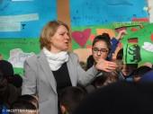 karoline pocko moukoury_ayla muss bleiben_kundgebung gegen abschiebung_sonnen-grundschule neukoelln