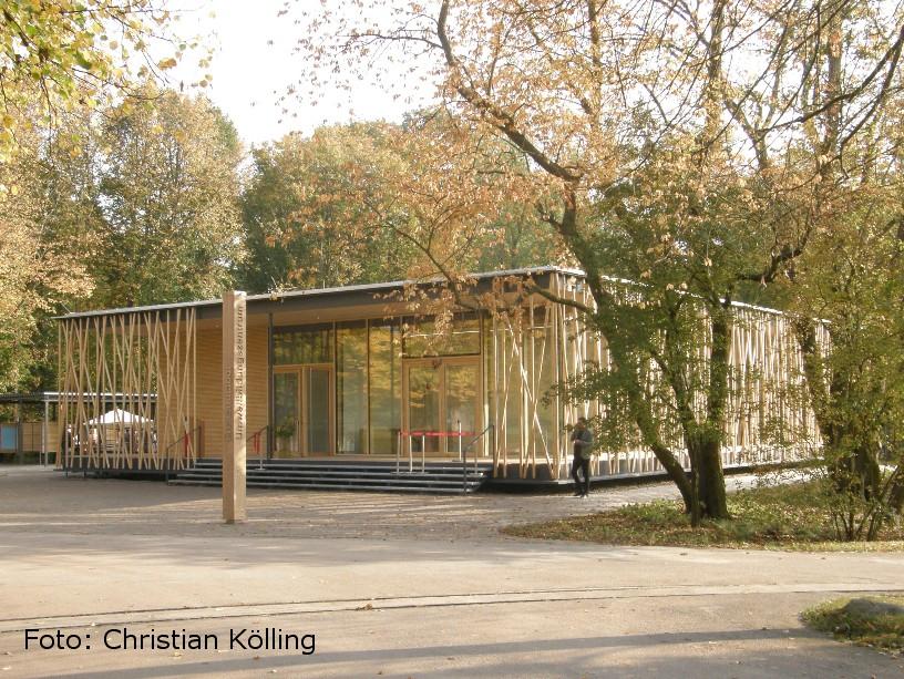 Ein Ort An Dem Kinder Glucklich Sein Konnen Umweltbildungszentrum Im Britzer Garten Eroffnet Facetten Magazin Neukolln